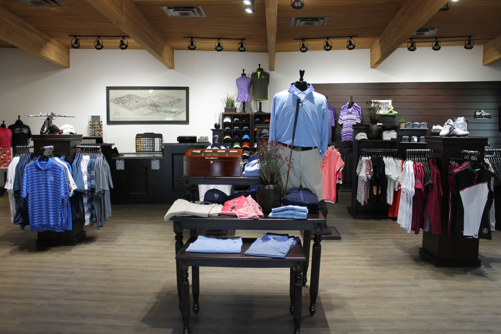 Enjoy great selection at the San Marcos Golf Resort Pro Shop in Chandler, Arizona.